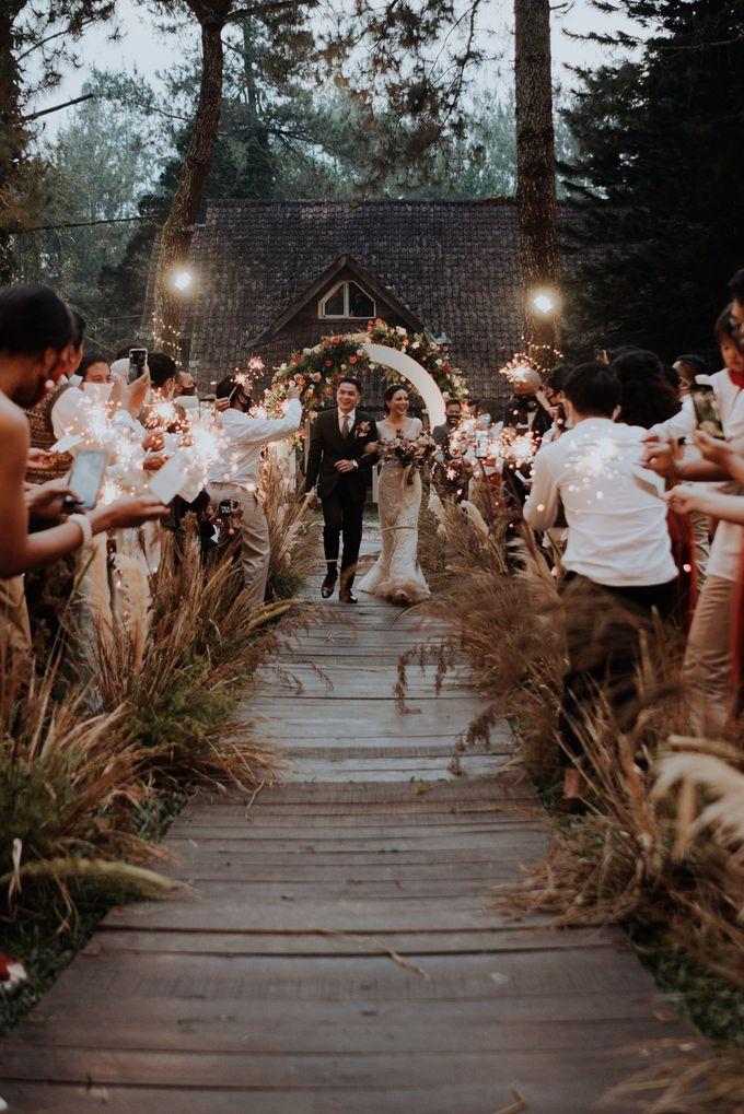 The Wedding of Nysha and Fariz by Elior Design - 002