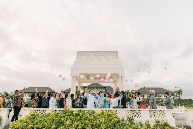 Wedding of Aliff Ali Khan & Aska Ongi by Gusde Photography - 009