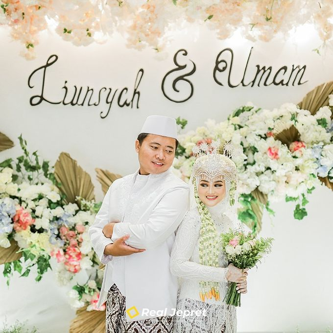 WEDDING OF LIUNSYAH & UMAM by Grand Soll Marina Hotel - 008