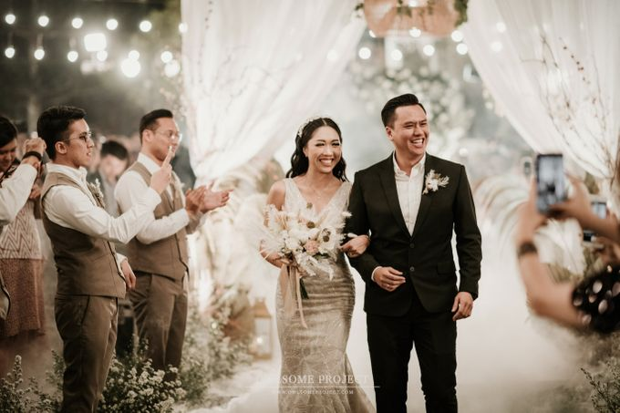 The Wedding of Budiman and Eunike by Elior Design - 009