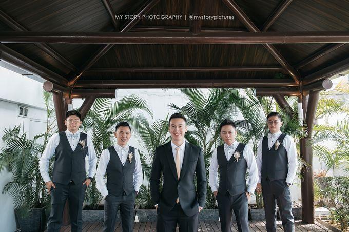 Wedding Tobi & Chrisania by My Story Photography & Video - 012