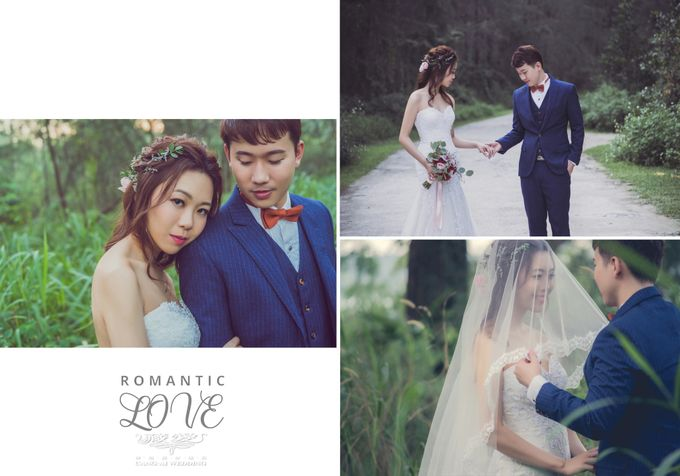 Interaction & Moments by Cang Ai Wedding - 002