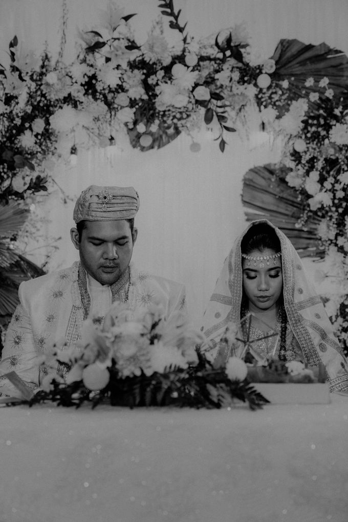 Fachrul & Dela Wedding by AKSA Creative - 012
