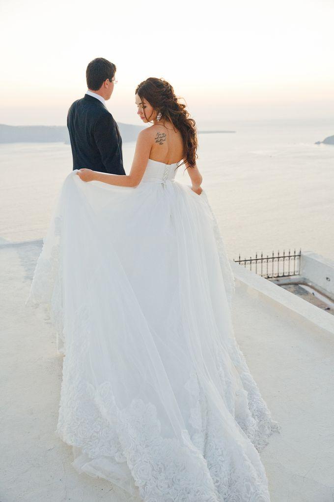 Marry Me On Santorini by BMWedding - 003