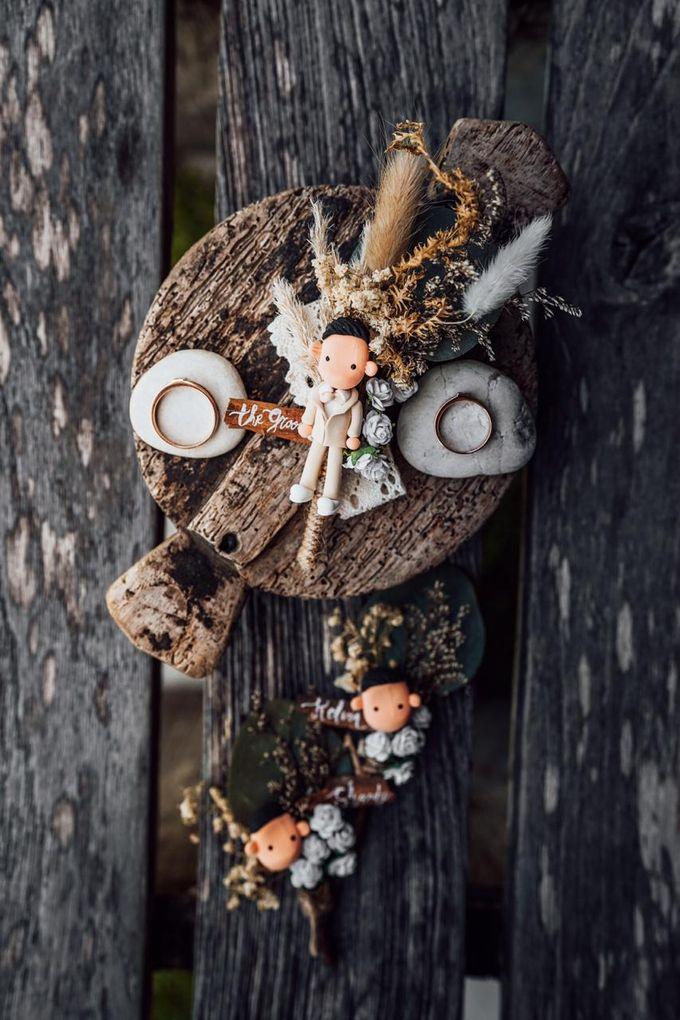 In Honor of Lucky & Mariska by Bali Becik Wedding - 013