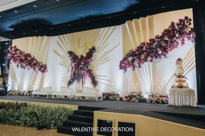 Ludwig & Eve Wedding Decoration by Andy Lee Gouw MC - 012