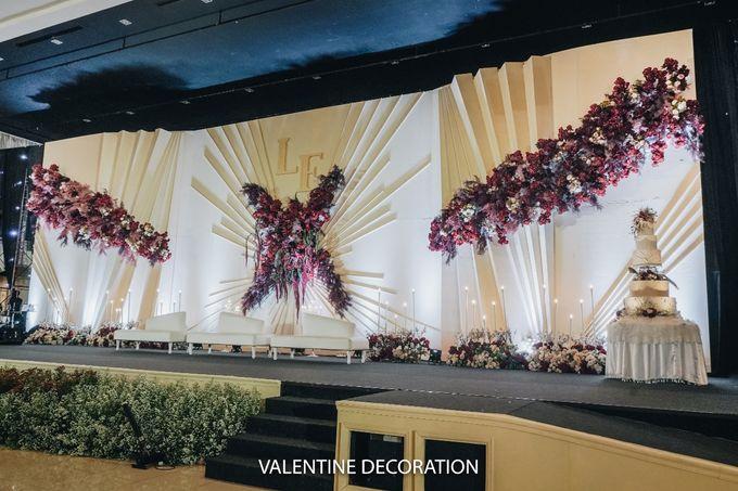 Ludwig & Eve Wedding Decoration by Valentine Wedding Decoration - 012