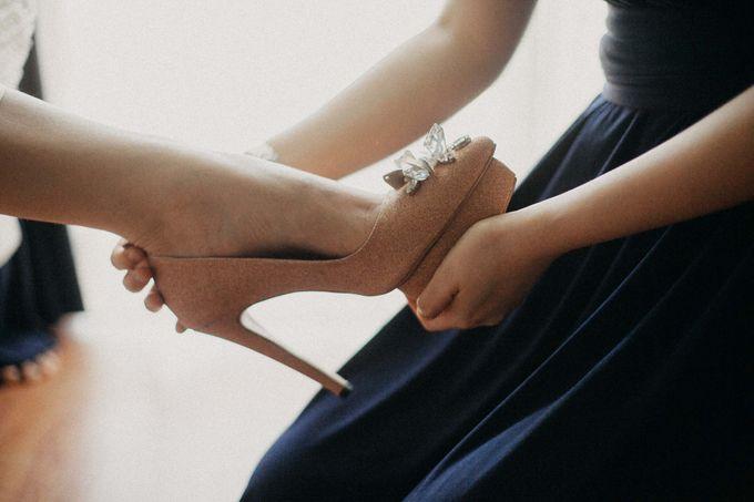 CALVIN & SANTI WEDDING by HAPE by MA Fotografia - 012