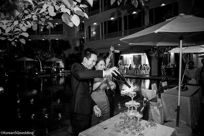 THET NAING SOE + ZIN MYO HTET Actual wedding by Eric Oh  Korean Photographer - 012
