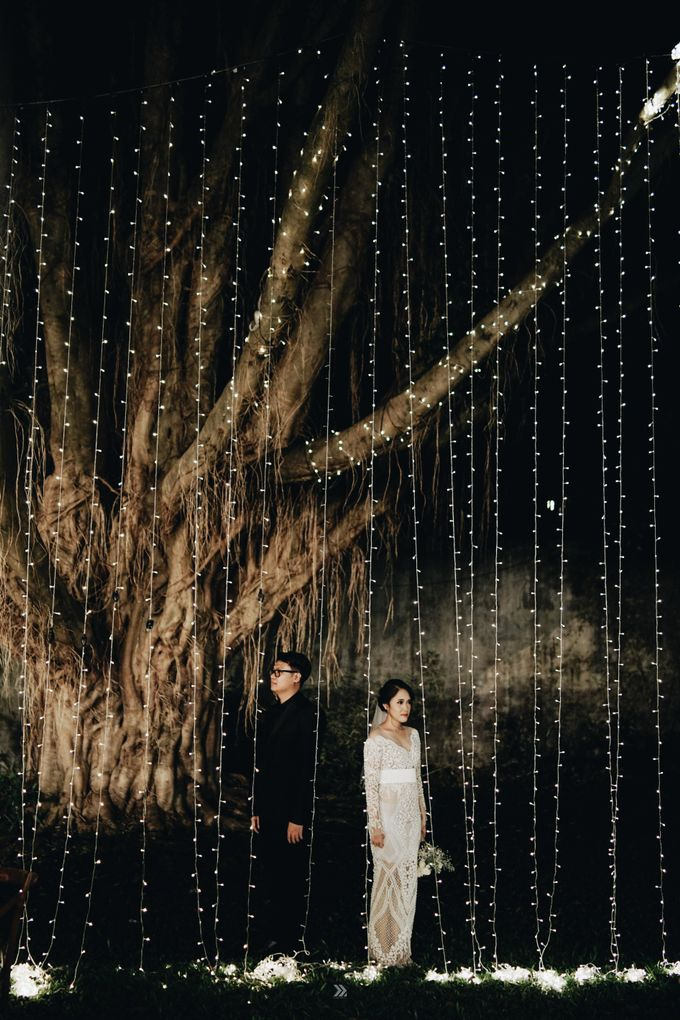 The Wedding of Ivy and Galih by Elior Design - 002