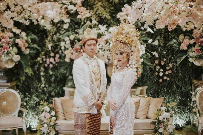 Elisa & Faris Wedding by Speculo Weddings - 011