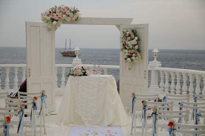 Mica & Ross British wedding by Wedding City Antalya - 012