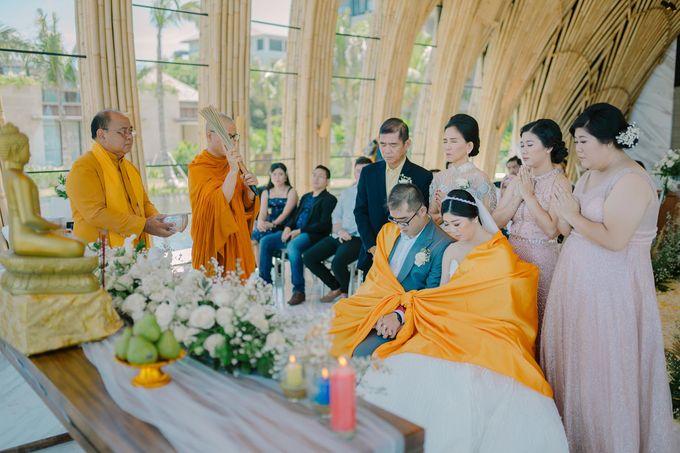 The Apurva Kempinski Wedding by White Roses Planner by The Apurva Kempinski Bali - 003