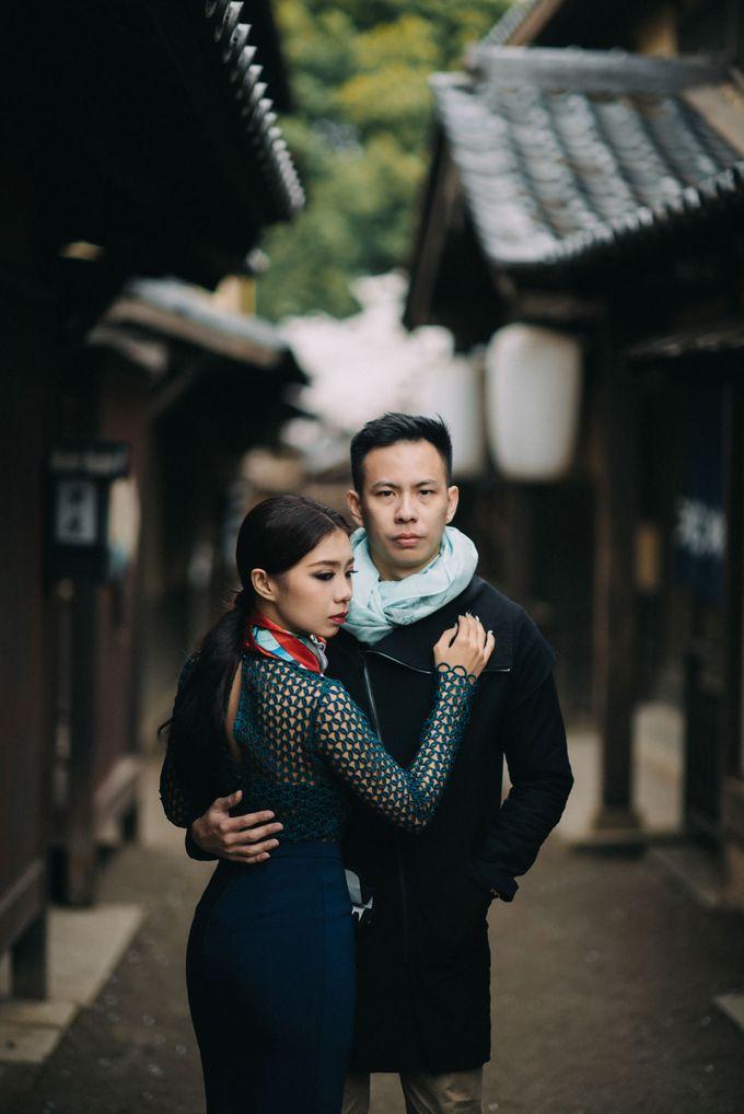 Ditto & Silvy Prewedding by Dhika by MA Fotografia - 012