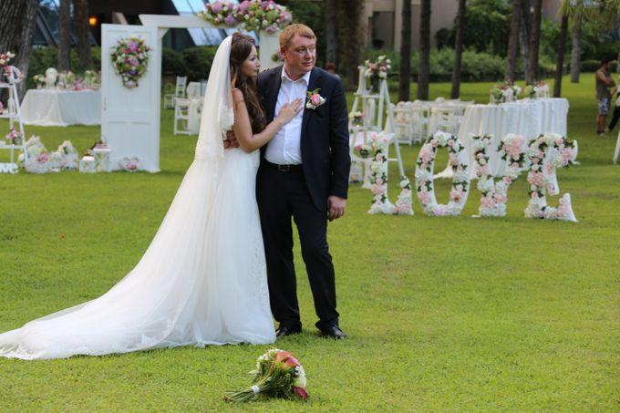 Tatyana & Vladimir Kazakh Wedding in Antalya by Wedding City Antalya - 012