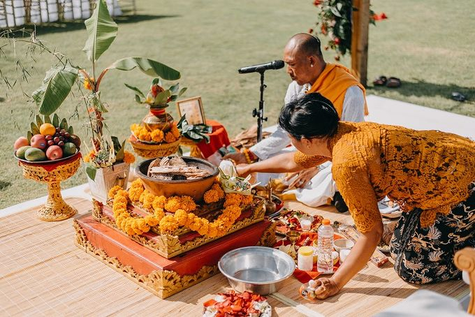 Nagisa Bali Wedding for Neel & Davina by Nagisa Bali - 012