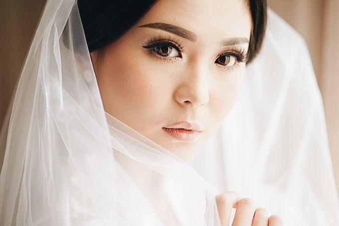 Aldi & Windy Wedding Day by Écru Pictures - 018