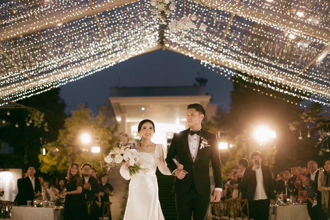 The Wedding Of David & Felicia by Elior Design - 027