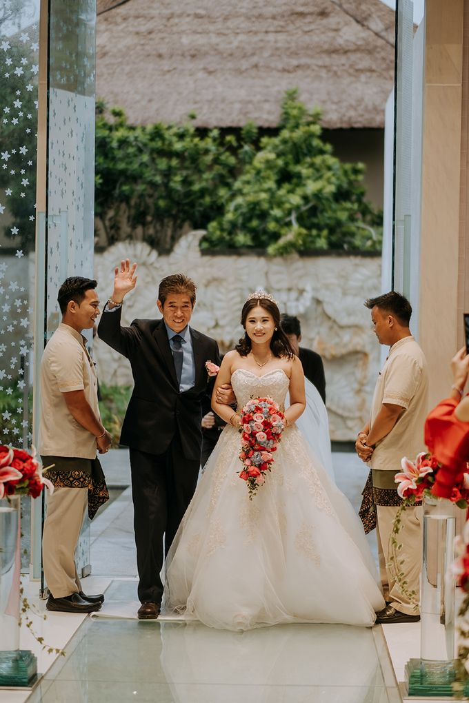 Wedding of Warren & Jennifer by Nika di Bali - 016