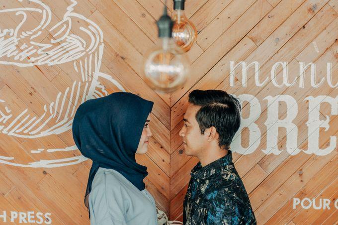 PREWEDDING NOVIE & KHAKIM by Fitara photography - 012