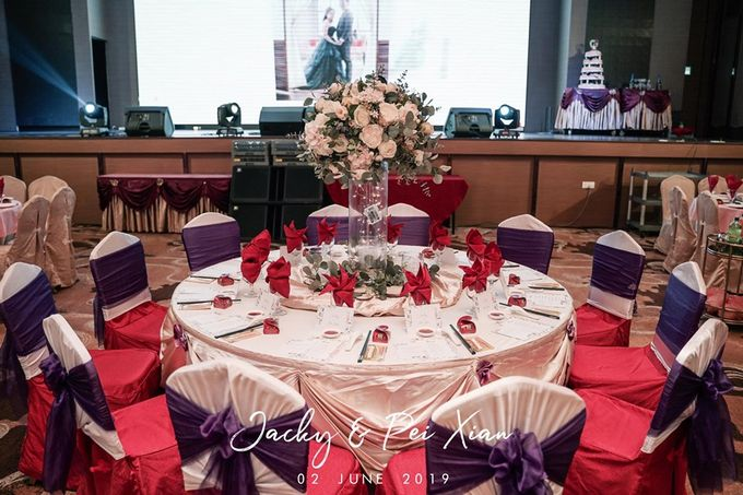 The Wedding of Jacky & Pei Xian by FW Event Pro - 012