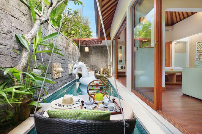Honeymoon Package at Ini Vie Villa by Ayona Villa - 008