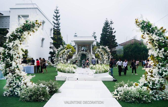 Grady & Kezia Wedding Decoration by Valentine Wedding Decoration - 012