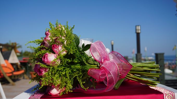 Wedding by the sea in Antalya -Lucy & Daniel- by Wedding City Antalya - 011