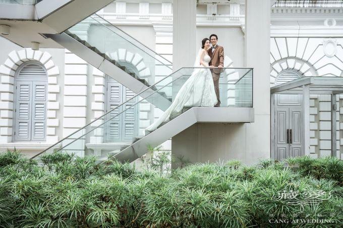 Elegance by Cang Ai Wedding - 006