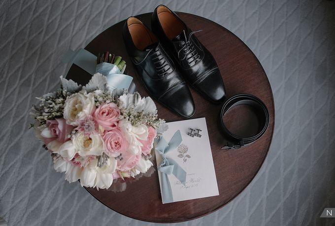 Felix & Hanna Wedding by Shangri-La Hotel - 012