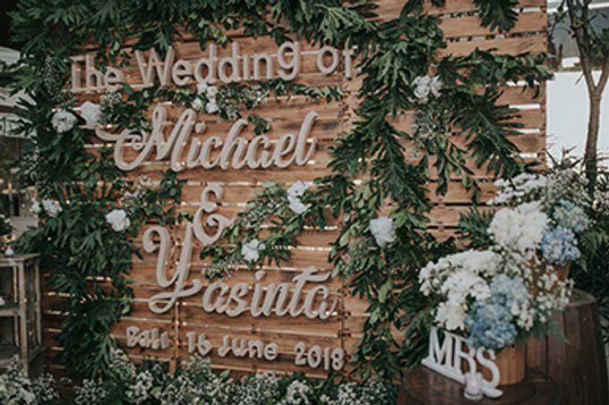 Wedding of Michael & Yasinta by Nika di Bali - 012