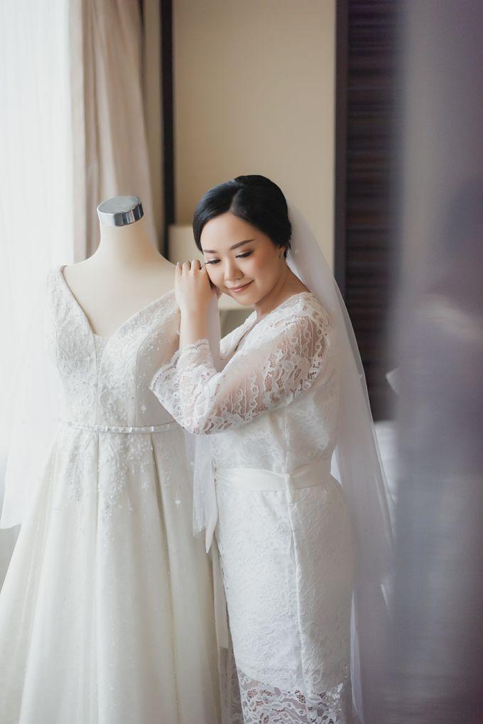 Benny & Sara's Wedding by Mandarin Oriental, Jakarta - 009
