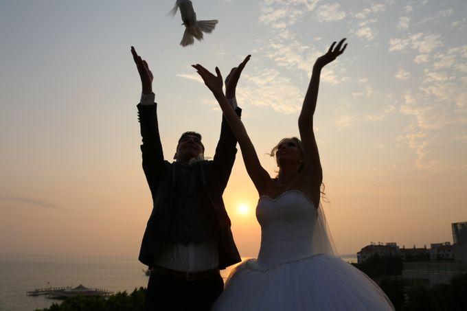 German Wedding in Antalya - Davut & Katya - by Wedding City Antalya - 012