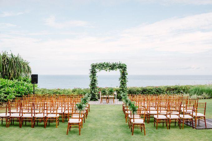 Nagisa Bali Wedding For Anh & Steven by Nagisa Bali - 010