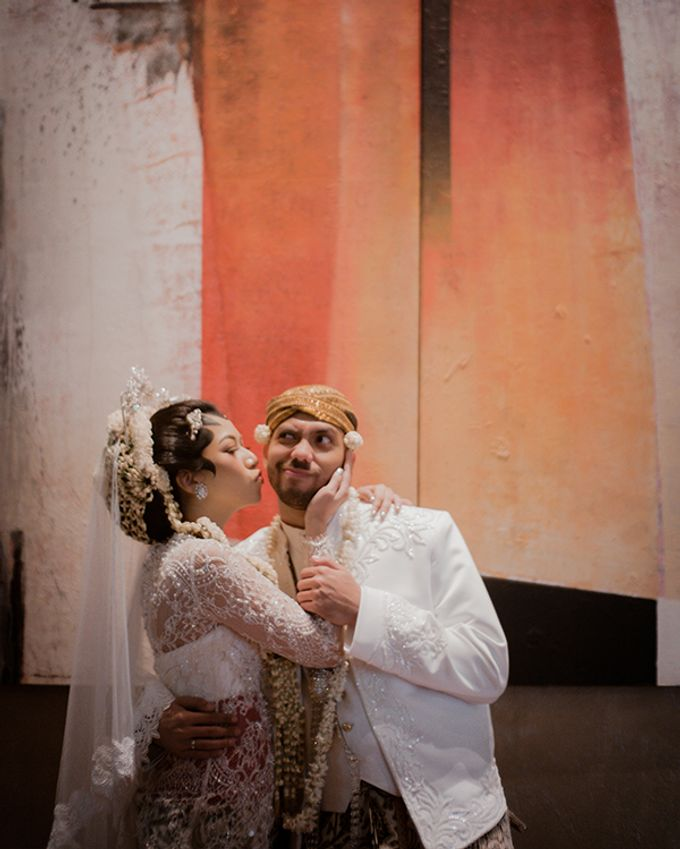 Dinda & Abimanyu Wedding Day by Journal Portraits - 031