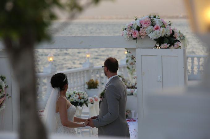 Persian wedding of Bahar & Andreas by Wedding City Antalya - 012