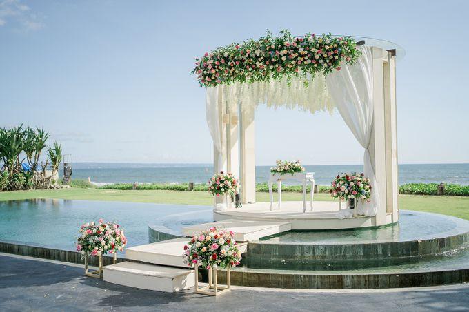 Wedding of Irfanto & Meilani by Nika di Bali - 012
