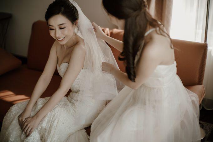 Leonard & Shieng Wedding by Casablanca Design - 012