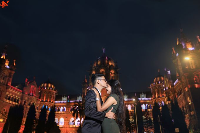 Anuj X Bhakti Pre Wedding Shoot by Arrow Multimedia - 016
