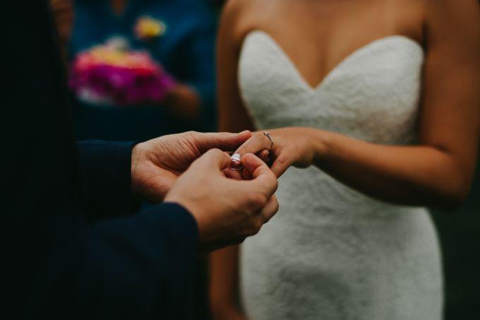 The Wedding of Mark & Maria by BDD Weddings Indonesia - 012