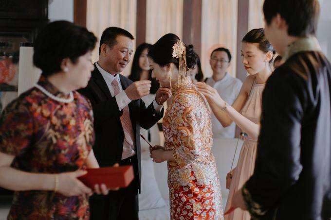 The Wedding of Ryoichi & Stephanie by BDD Weddings Indonesia - 007