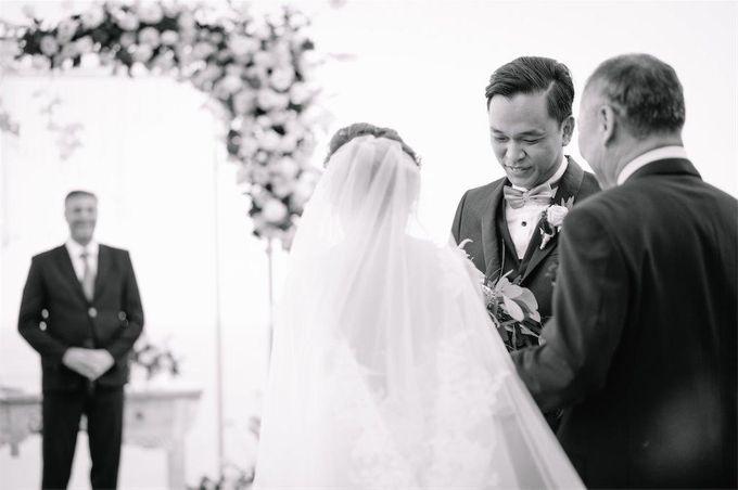 The Wedding of Donald & Larissa by BDD Weddings Indonesia - 012