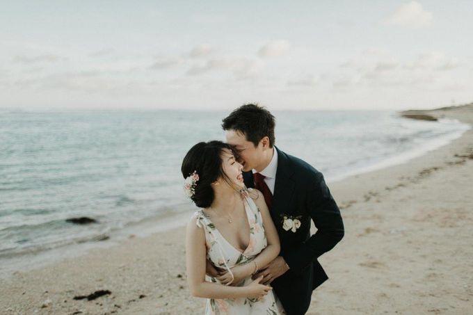 The Wedding of Benjamin & Wenjie by BDD Weddings Indonesia - 012