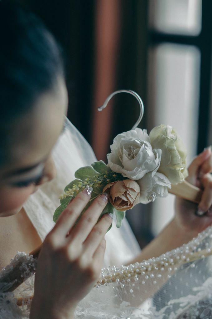 Tomas & Asti Jakarta Wedding by Ian Vins - 008