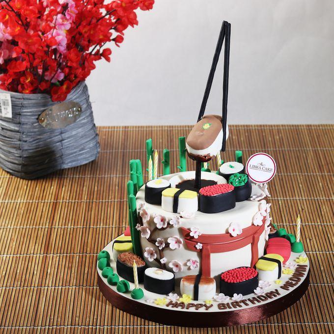 Birthday Cake Part 2 by Libra Cake - 019