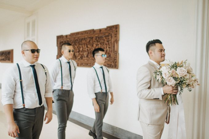 Hendry & Cindy Wedding by Love Bali Weddings - 012