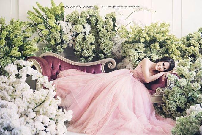 prewedding studio teaser by ricky and nina by VERONIKA VIDYANITA - 002