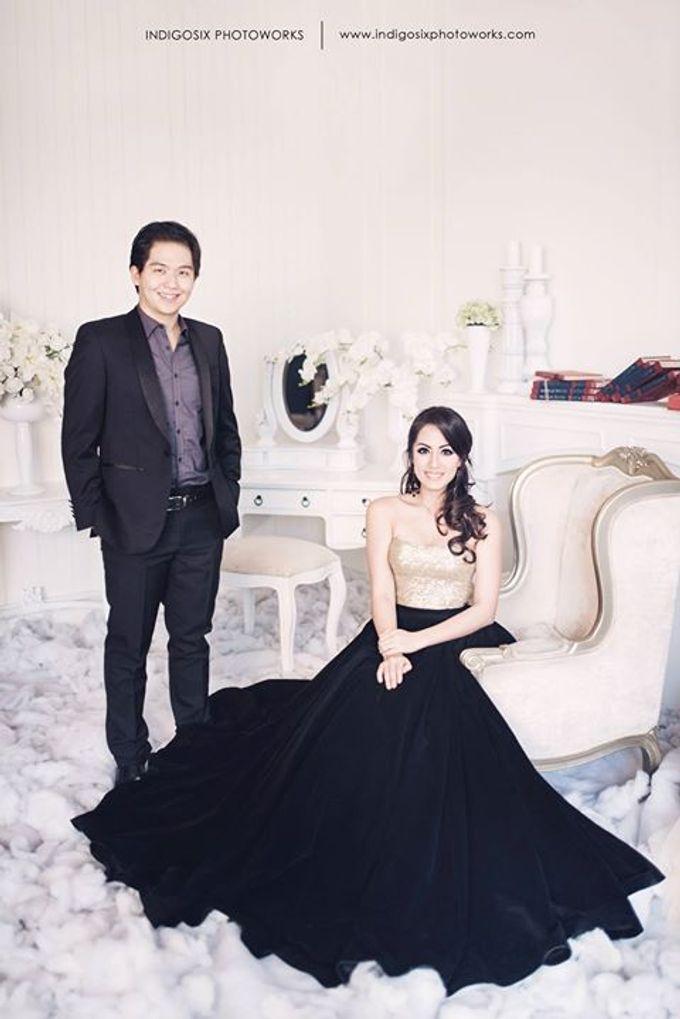 prewedding studio teaser by ricky and nina by VERONIKA VIDYANITA - 009