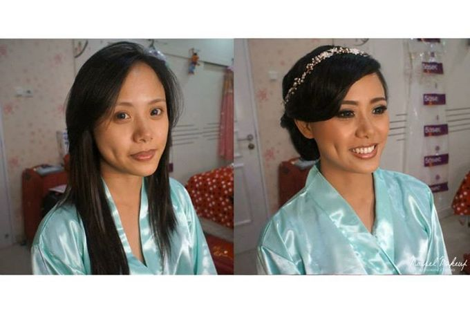 Before - After Makeup by Moisel Makeup - 040