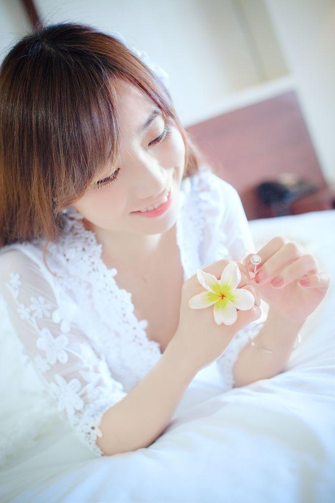 Prewedding Butter & Nancy by Ricky-L Photo & Bridal  - 001